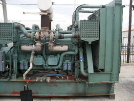 Detroit 12V149T Diesel Engine