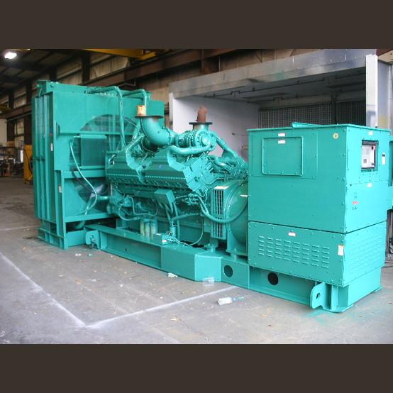 Cummins For Sale >> Cummins Diesel Generator Supplier Worldwide | Used 2000 kW Diesel GenSet For Sale