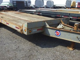 Eager Beaver 19 ft Equipment Trailer