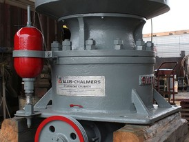 Allis Chalmers Hydrocone Crusher