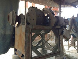 Hardinge 4.5 ft x 16 in Conical Ball Mill