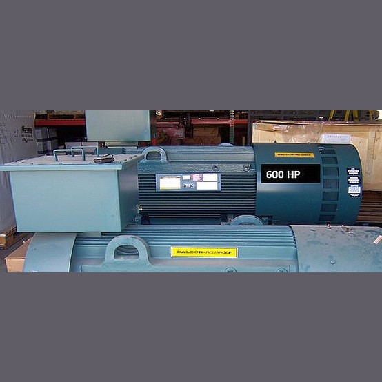 Baldor Electric Motor Supplier Worldwide Used 600 Hp