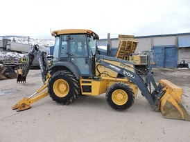 John Deere 310SJ Loader Backhoe