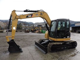 Caterpillar 308D CR Excavator