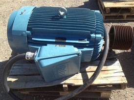 WEG 150 hp Electric Motor