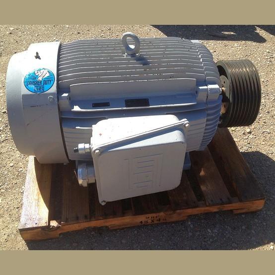 Weg Electric Motor Supplier Worldwide Used 150 Hp 575v