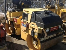 Dynapac CC122 Double Drum Vibratory Roller