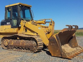 Caterpillar 963C Track Loader