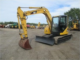 Caterpillar 308C CR Excavator
