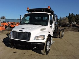 Freightliner M2 Roll Back Truck