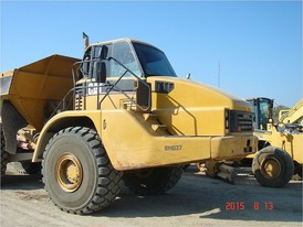 Caterpillar 740 Articulated Rock Truck
