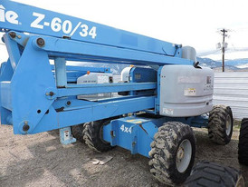 Genie Z-60/34 Articulated Boom Lift