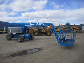 Genie Z-80/60 Articulated Boom Lift