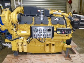 Caterpillar C32 DITA Marine Engine