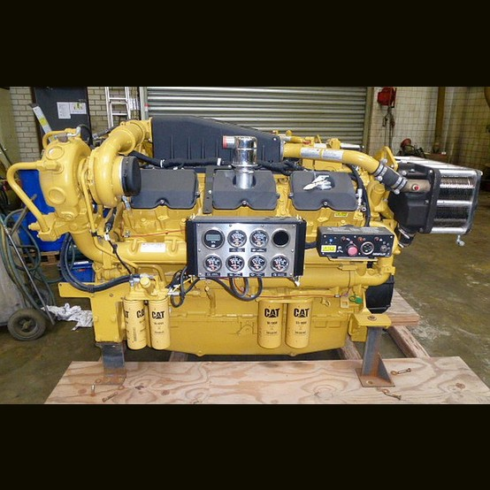 Used marine engines for sale caterpillar equipment more for Used gear motors for sale
