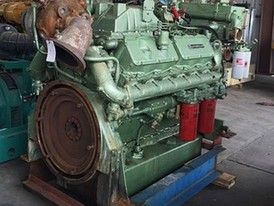 Caterpillar 3412 DITA Marine Engine