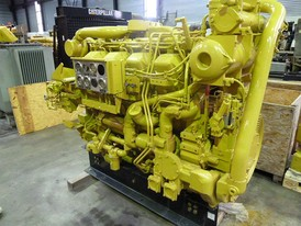 Caterpillar 3508 DITA Marine Engine