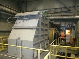 FAM 78 in x 60 in Double Roll Crusher