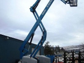 Genie Z45/25J Articulated Boom Lift