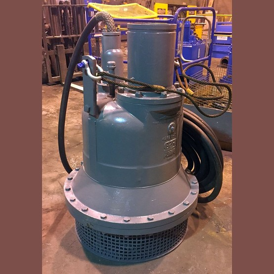 Hz To Rpm >> Gorman-Rupp Submersible Pump Supplier Worldwide | Used 8 ...