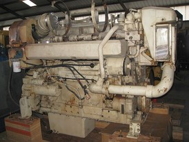 Cummins QSK19 Marine Engine