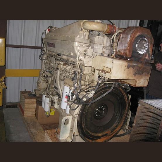 Cummins marine engine supplier worldwide used 2006 qsk19 for Diesel marine motors for sale
