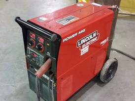 Lincoln Power MIG 350MP Welder