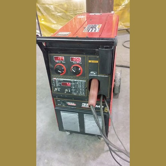 Used Power Mig 350mp For Sale Lincoln Electric Welder