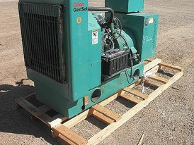 Onan 35 kW Natural Gas Generator