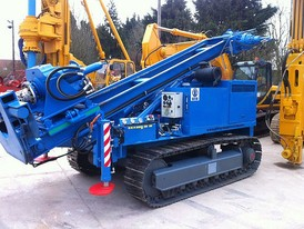 Clo Zironi CR 20 Compact Rotary Drill