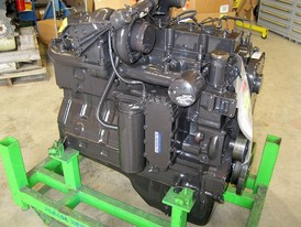 Cummins CPL 1262 Diesel Engine