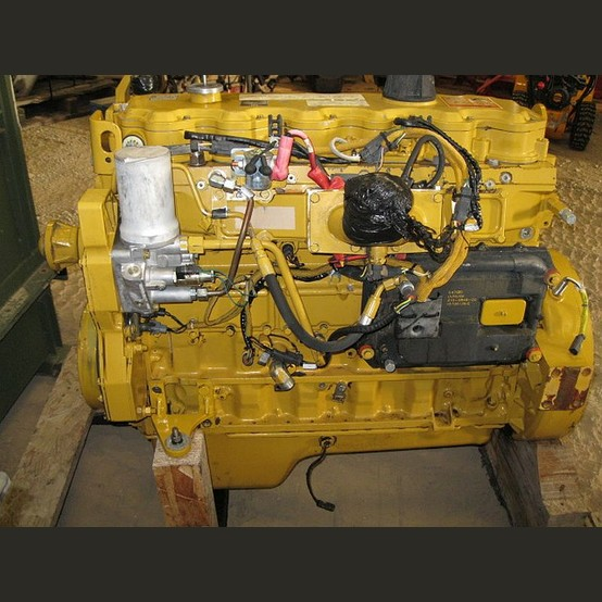 Cat 3126 generator - Indian coin 500 video