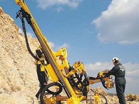 Atlas Copco ROC 460PC Drill