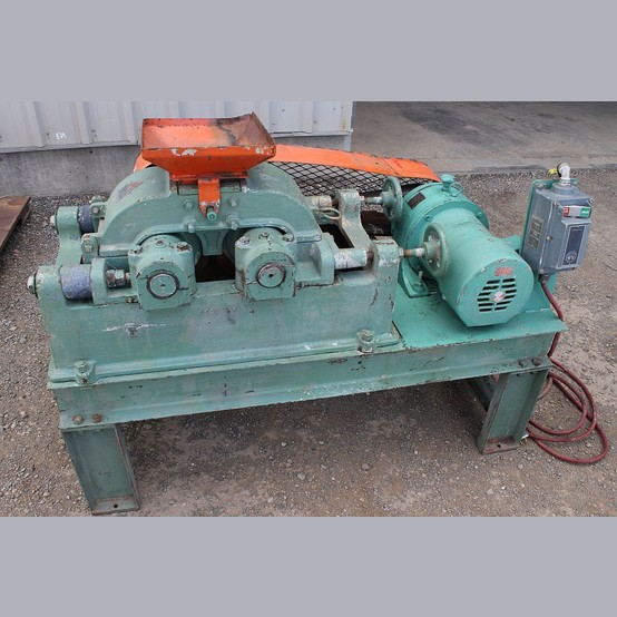 roller crusher for sale Roller crusher,gringding mill,rock crusher equipment for sale the roller crusher has widely application in the industries of mining, building materials, chemical industry, metallurgy, etc.