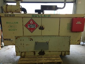 Sullair 185 CFM Stationary Compressor