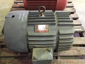 General Electric 30 hp Electric Motor