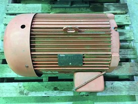 Lincoln 30 hp Electric Motor