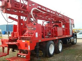 Ingersoll-Rand TH-60 Portable Rotary Drilling Rig