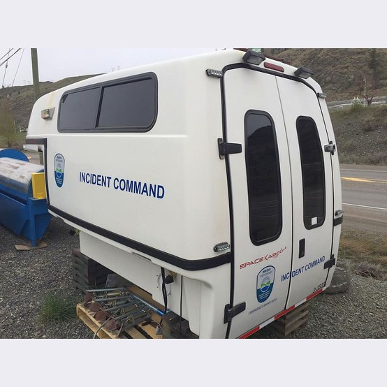 Used Spacekap Mobile Command Center For Sale Spacekap