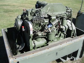 Cummins CPL 893 Diesel Engine