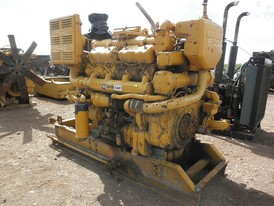 Caterpillar D-379T Diesel Engine