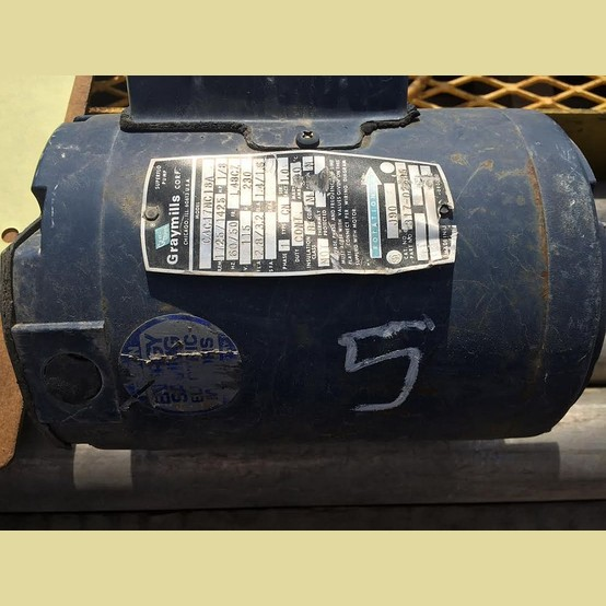 Graymills electric motor supplier worldwide used 1 8 hp for 1 8 hp electric motor