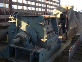 KC 35 in x 24 in Hammer Mill Package