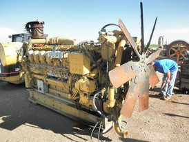 Caterpillar 3516B DITA Diesel Engine