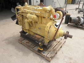 Caterpillar 3306T Diesel Engine