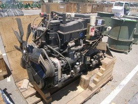 Cummins CPL 393 Diesel Engine