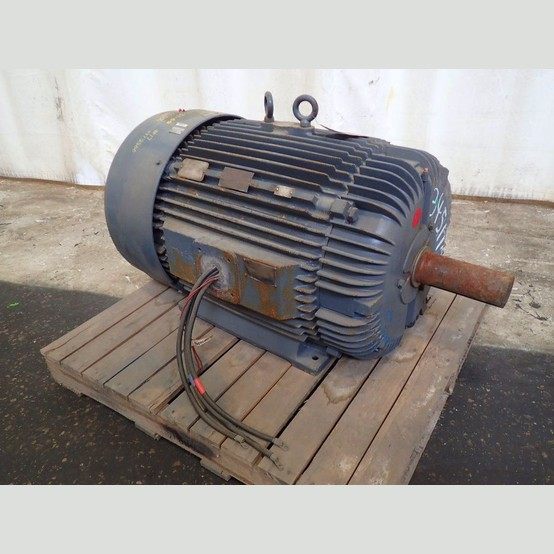 Used 150 Hp 460v Electric Motor For Sale Easa Electric