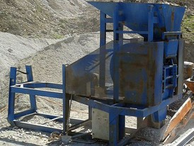Ratzinger 16 in. x 12 in Jaw Crusher