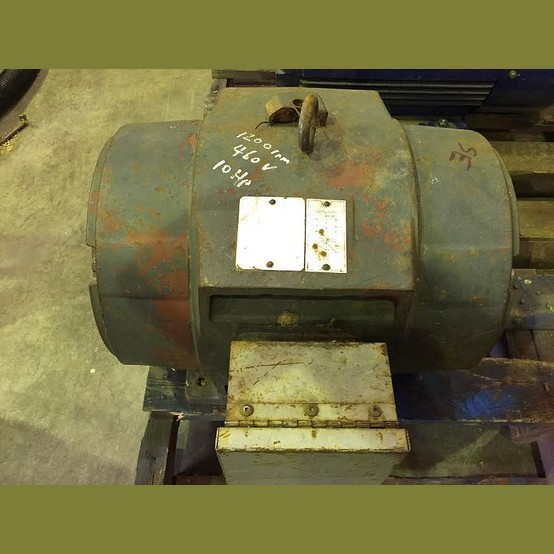 Used 10 Hp Electric Motor For Sale 460v Electric Motor