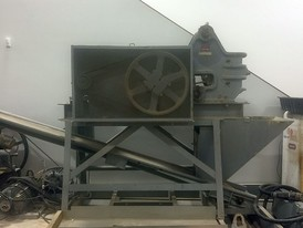 Sturtevant Jaw and Roll Crusher Pilot Plant